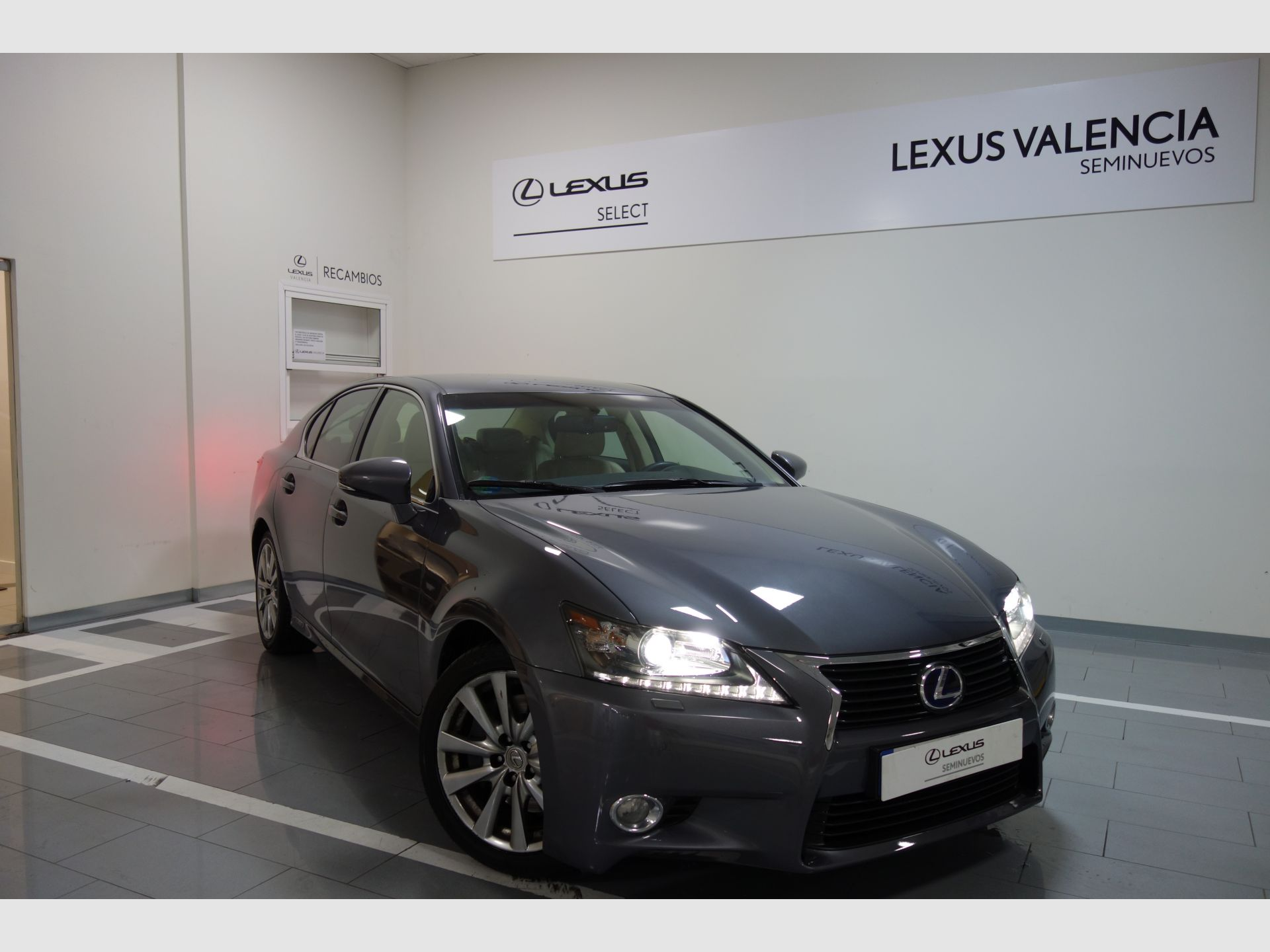 Lexus GS 300h Executive segunda mano Madrid
