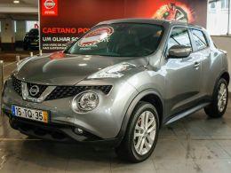Nissan JUKE 1.5dCi N-Connecta segunda mão Lisboa