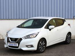 Nissan Micra segunda mano Porto