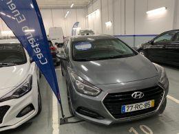 Hyundai i40 1.7 CRDi HP Blue Comfort segunda mão Porto