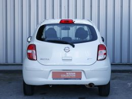 Nissan Micra 1.2 80cv Acenta segunda mão Setúbal