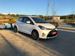 Toyota Yaris 1.0 Comfort+Pack Style segunda mão Castelo Branco