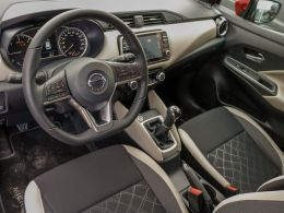 Nissan Micra 1.5dCi 66 kW (90 CV) S&N-Connecta P360+LED segunda mão Lisboa