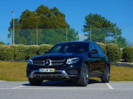 Mercedes Benz Classe GLC segunda mano Porto