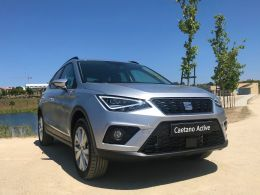 SEAT Arona 1.6 TDI CR STYLE 5v segunda mão Castelo Branco