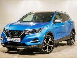 Nissan Qashqai 1.5 dCi 110cv Tekna Premium R segunda mão Lisboa