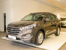 Hyundai Tucson TUCSON 1.7 CRDi DCT EXECUTIVE + TA MY17 segunda mão Lisboa