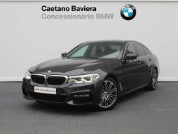 BMW Serie 5 540i xDrive Auto Kit M segunda mão Aveiro