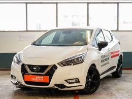 Nissan Micra DIG-T 117CE6D N-Sport segunda mão Lisboa
