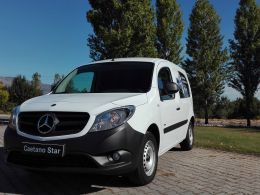 Mercedes Benz Citan 108/27 segunda mão Castelo Branco