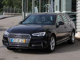 Audi A4 segunda mão Porto