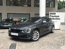 BMW Serie 3 318d Line Sport Shadow Edition segunda mão Lisboa