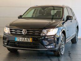 Volkswagen Tiguan Allspace segunda mano Setúbal