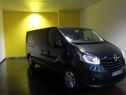 Renault Trafic Spaceclass 1.6 dCi 125cv S&S 8Lug segunda mão Porto