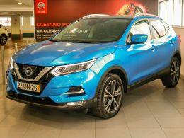 Nissan Qashqai segunda mano Lisboa