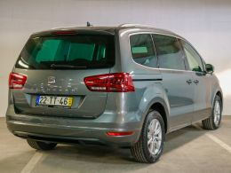 SEAT Alhambra 2.0 TDI CR STYLE segunda mão Lisboa