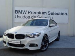 BMW Serie 3 320d Gran Turismo segunda mão Porto