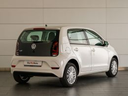 Volkswagen up! 1.0 60cv Move up BlueMotion Tech segunda mão Setúbal