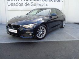 BMW Serie 4 418d Gran Coupe segunda mão Porto