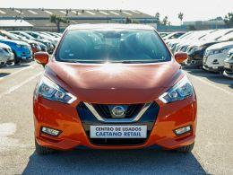 Nissan Micra segunda mano Lisboa