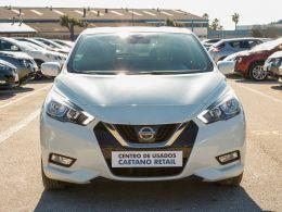 Nissan Micra IG-T 90 CV (66 kW) S&S Acenta+ segunda mão Porto
