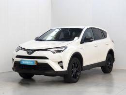 Toyota Rav4 2.5 Hybrid Pure Dark 4x2 segunda mão Braga