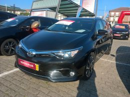 Toyota Auris Touring Sports segunda mano Braga