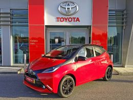 Toyota Aygo segunda mano Setúbal
