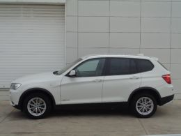 BMW X3 xDrive20d Diésel Manual segunda mano Alicante