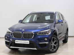 BMW X1 sDrive18d Diésel Manual segunda mano Alicante