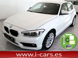 BMW Serie-1 116d EfficientDynamics (2015) en I-Cars