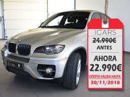 BMW X6 xDrive35i (2009) en I-Cars