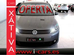 Volkswagen Touran 1.6 TDI 105cv Advance (2012) en I-Cars