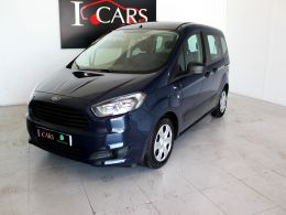 Ford Tourneo-Courier Kombi 1.0 EcoBoost 75kW Ambiente (2017) en I-Cars