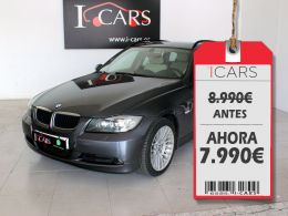 BMW Serie-3 320d Touring (2007) en I-Cars