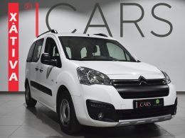 Citroen Berlingo Talla XL BlueHDi 100 LIVE (2018) en I-Cars