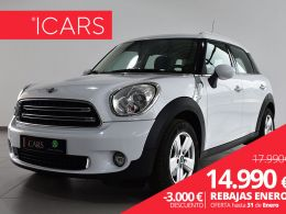 Mini Countryman COOPER D COUNTRYMAN (2016) en I-Cars