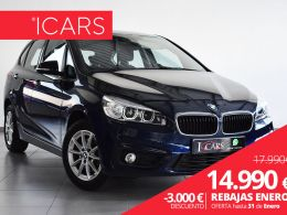 BMW Serie-2-Active-Tourer 216d (2016) en I-Cars