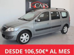 Dacia Logan Break Laureate 2011 dCi 75cv E5 5 plazas (2011) en I-Cars