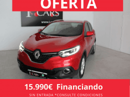 Renault Kadjar Tech Road Energy TCe 97kW (130CV) (2017) en I-Cars