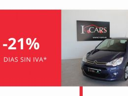 Citroen C3 HDI 90 Collection (2015) en I-Cars