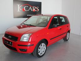 Ford Fusion 1.4 TDCI Trend (2004) en I-Cars