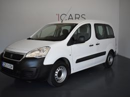 Peugeot Partner TEPEAccess 1.6i 16v 72KW (98CV) (2017) en I-Cars