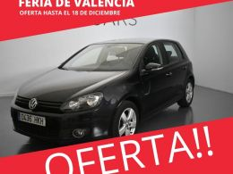 Volkswagen Golf 1.6 TDI 105cv BlueMotion (2012) en I-Cars