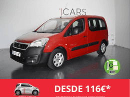 Peugeot Partner TEPEAccess BlueHDi 1.6 HDi 100 (2016) en I-Cars