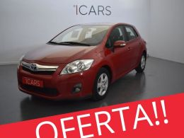 Toyota Auris Hybrid Advance (2012) en I-Cars