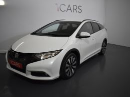 Honda Civic TOURE1.6 i-DTEExecutive (2014) en I-Cars