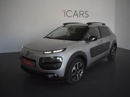 Citroen C4-Cactus BlueHDi 100 Feel Edition (2016) en I-Cars