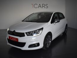 Citroen C4 C4 BlueHDi 88KW (120CV) Feel Edition (2016) en I-Cars