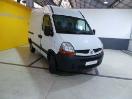 Renault Master segunda mano Lugo